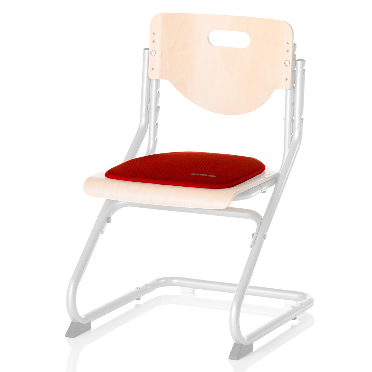 KETTLER poduszka do krzesła CHAIR PLUS, 6785 600 (czerwony czarny)